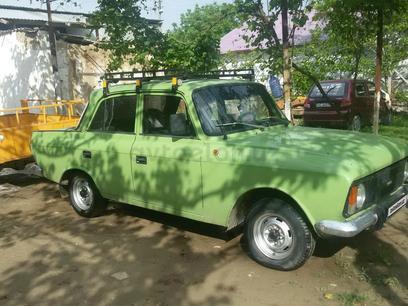 Moskvich 412 1991 года за 3 500 у.е. в Toshkent