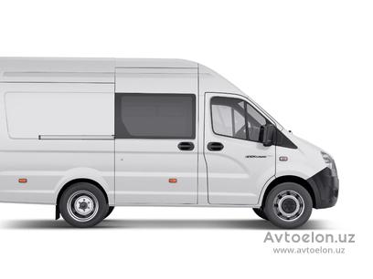 ГАЗ А22R22 (GAZel 2-qatorli kabinali NEXT bortli) 2020 года за ~23 575 y.e. в Ташкент