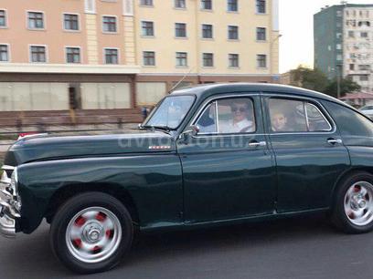 GAZ 20 (Pobeda) 1955 года за 5 000 у.е. в Toshkent – фото 4
