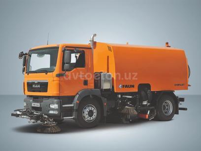 MAN  MAN- Подметальноуборочная машина TGM 18.240 4x2 BL Euro3 2019 года за ~135 802 у.е. в Toshkent