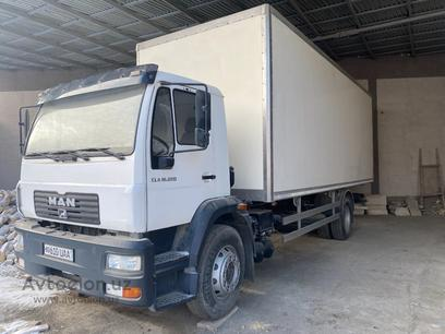 MAN  MAN CLA 16.220 изотермический фургон 2014 года за ~40 789 y.e. в Бухара