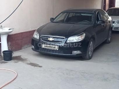 Chevrolet Epica, 3 pozitsiya 2009 года за 7 200 у.е. в Toshkent