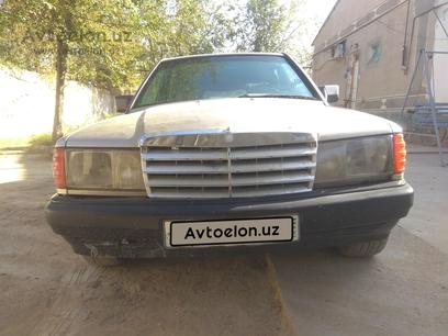 Mercedes-Benz 190 1987 года за 2 500 y.e. в Турткульский район – фото 3