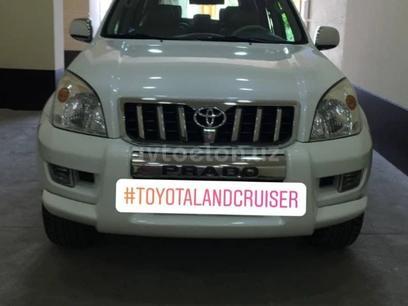 Toyota Land Cruiser Prado 2008 года за 26 000 y.e. в Ташкент