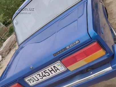 ВАЗ (Lada) 2107 1984 года за ~2 387 y.e. в Бандиханский район – фото 2