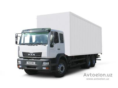 MAN  Цельнометаллический автофургон MAN CLA 31.280 6x4 BB 2019 года за ~61 082 у.е. в Toshkent