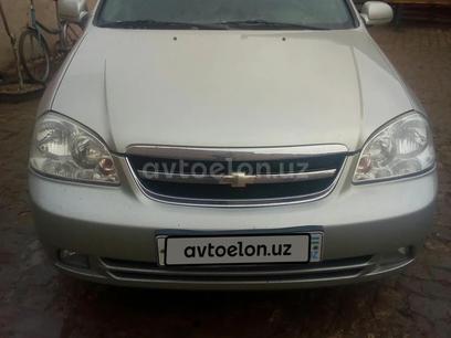 Chevrolet Lacetti 2009 года за 7 000 у.е. в Shovot tumani
