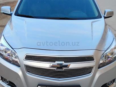 Chevrolet Malibu, 2 позиция 2014 года за ~12 335 y.e. в Нукус