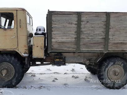 ГАЗ  Газ 66 11 1986 года за ~4 282 y.e. в Самарканд – фото 2