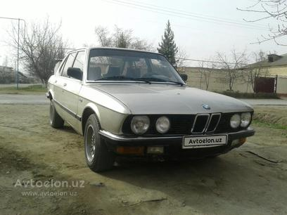 BMW 528 1985 года за 1 400 y.e. в Фергана – фото 5