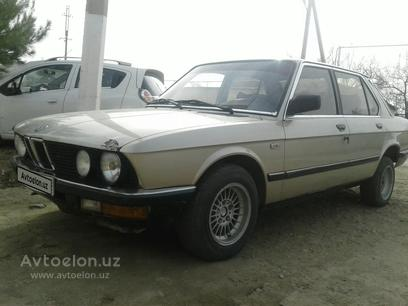 BMW 528 1985 года за 1 400 y.e. в Фергана – фото 2