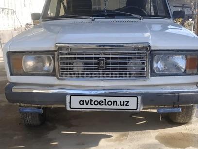 VAZ (Lada) 2107 1980 года за ~1 712 у.е. в Toshkent – фото 2