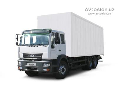 MAN  Изотермический автофургон MAN CLA 31.280 6x4 BB 2019 года за ~61 183 y.e. в Ташкент