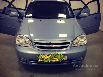 Chevrolet Lacetti, 3 позиция 2012 года за 7 100 y.e. в Самарканд