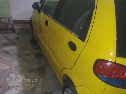 Chevrolet Matiz, 2 позиция 2007 года за 2 700 y.e. в Бухара – фото 2
