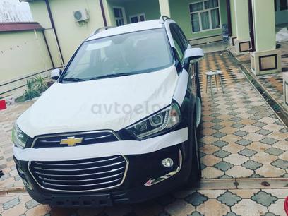 Chevrolet Captiva, 4 позиция 2018 года за 29 000 y.e. в Самарканд
