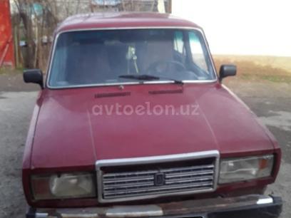 ВАЗ (Lada) 2107 1982 года за ~667 y.e. в Бостанлыкский район