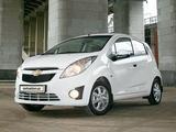 Chevrolet Spark, 2 позиция 2020 года за ~7 093 y.e. в Карши