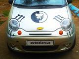 Daewoo Matiz (Standart) 2008 года за 4 000 у.е. в Toshkent