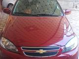 Chevrolet Lacetti, 3 pozitsiya 2019 года за 12 500 у.е. в Guliston