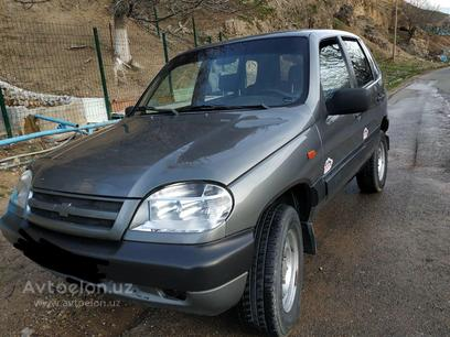 Chevrolet Niva 2006 года за 5 000 у.е. в Bo'stonliq tumani – фото 9