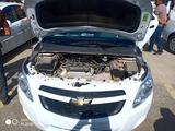 Chevrolet Cobalt, 2 позиция 2019 года за ~10 483 y.e. в Карши