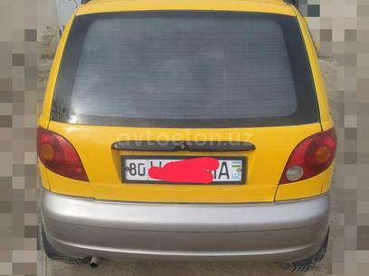 Chevrolet Matiz, 3 позиция 2007 года за 3 000 y.e. в Бухара – фото 3