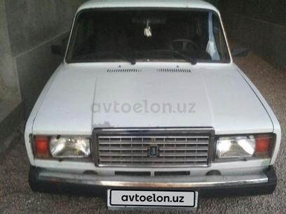 VAZ (Lada) 2107 1982 года за 2 000 у.е. в Toshkent – фото 2