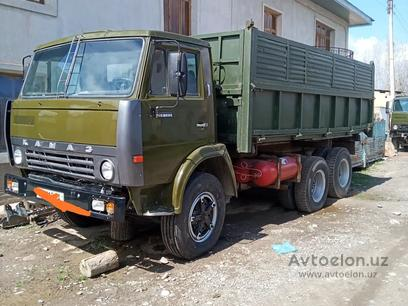 KamAZ  55102 1990 года за 17 000 у.е. в Samarqand – фото 3
