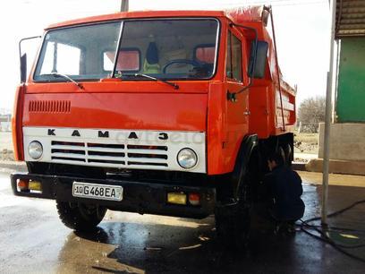 KamAZ  55 11 1980 года в Toshkent