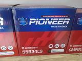 Аккумулятор Pioneer 55 Ah за 50 у.е. в Toshkent