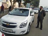 Chevrolet Cobalt, 2 pozitsiya 2020 года за 9 700 у.е. в Andijon