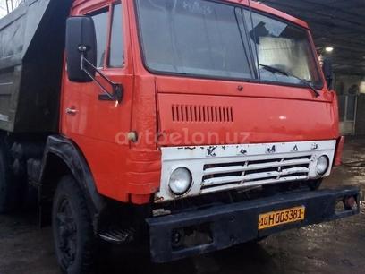 KamAZ  1155 1985 года за 12 000 у.е. в Toshkent