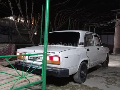 ВАЗ (Lada) 2107 1984 года за 1 400 y.e. в Ташкент