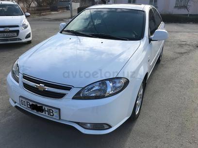 Chevrolet Lacetti, 3 pozitsiya 2019 года за 12 500 у.е. в Toshkent