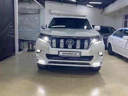 Toyota Land Cruiser Prado 2019 года за 75 000 y.e. в Ташкент