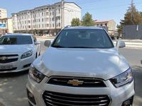 Chevrolet Captiva, 4 позиция 2018 года за 24 000 y.e. в Самарканд