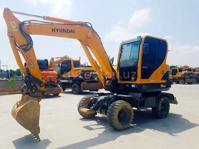 Hyundai  Экскаватор 55Wi 2012 года за 60 000 y.e. в Ташкент – фото 2