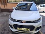 Chevrolet Tracker, 2 позиция 2020 года за 18 500 y.e. в Ташкент