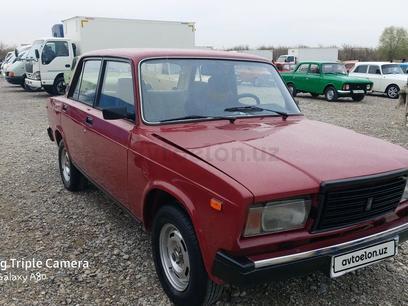 VAZ (Lada) 2107 1984 года за ~2 287 у.е. в Farg'ona