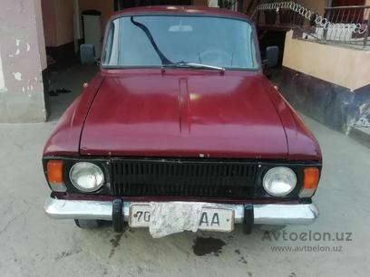 Москвич 412 1983 года за ~1 607 y.e. в Яккабагский район